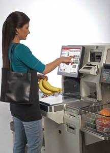 Self Checkout Grocery Independent Grocer Point Of Sales